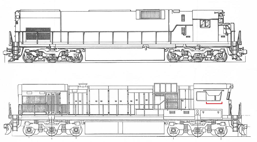 Alco-GE7 conversion1